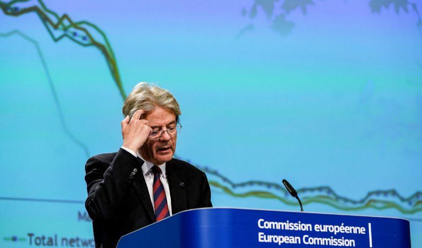 Crisi e recessione, cifre e previsioni Ue 2020. In Italia, PIL -9,5%