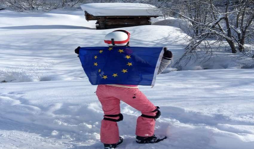"""Ue, piste da sci: passo indietro dell'Austria placa la """"ski battle"""""""