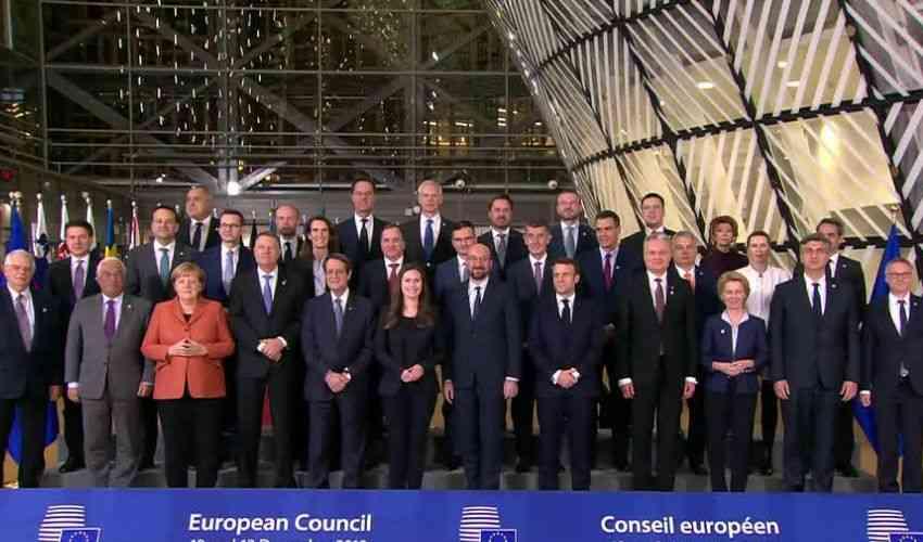 Consiglio europeo, intesa dei 27 per Recovery Fund entro il 6 maggio
