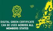 Covid19, Certificato verde digitale dell'Ue: approvate le linee guida