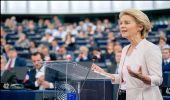 """Ue, Von der Leyen: tutto pronto per """"State of the Union"""" a Strasburgo"""
