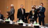 Draghi in pressing sulla difesa europea. Domani l'incontro con Merkel