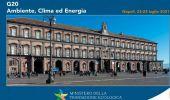 G20 dell'ambiente a Napoli: i grandi della Terra parlano di clima