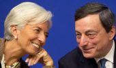 Recovery e BCE, Lagarde: Draghi una fortuna per l'Italia e l'Europa