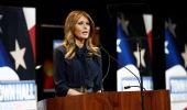 Melania Trump: età altezza biografia first lady figlio, Donald Trump