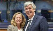 Centeno lascia l'Eurogruppo. Ecco i 3 candidati. Calvino la più forte