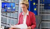 Vaccini, Von der Leyen: avanti con proposta sui pass verdi digitali