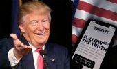 Trump lancia TRUTH social ed è pronto a presentare anche una tv