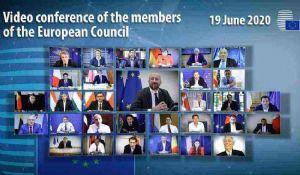 Recovery Plan: Vertice Ue rimanda possibile intesa anticrisi a luglio