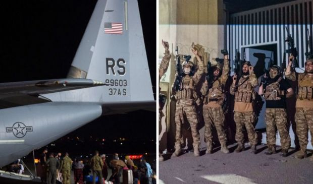 "Afghanistan, parte l'ultimo aereo Usa. Talebani: ""piena indipendenza"""
