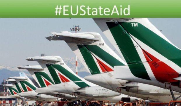 Ue, Alitalia: illegali 900 milioni di aiuti statali, vanno recuperati