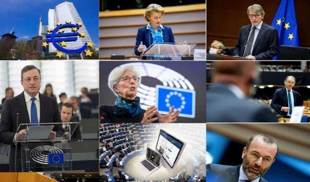 Politiche della BCE spiegate da Lagarde, al voto oggi risoluzione PE
