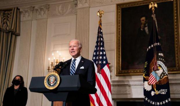 Biden: 4.000 soldati in campo per vaccinare gli adulti entro maggio
