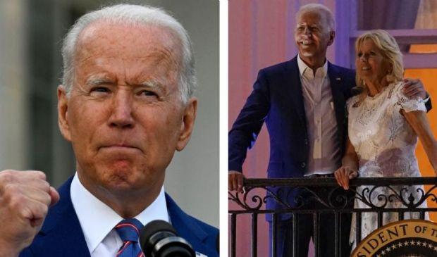 """Biden: """"Vaccinarsi è patriottico"""". Appello per la festa del 4 luglio"""