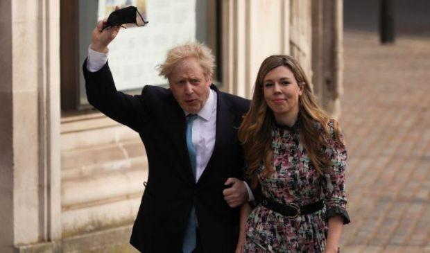 Media inglesi, matrimonio segreto tra Boris Johnson e Carrie Symonds