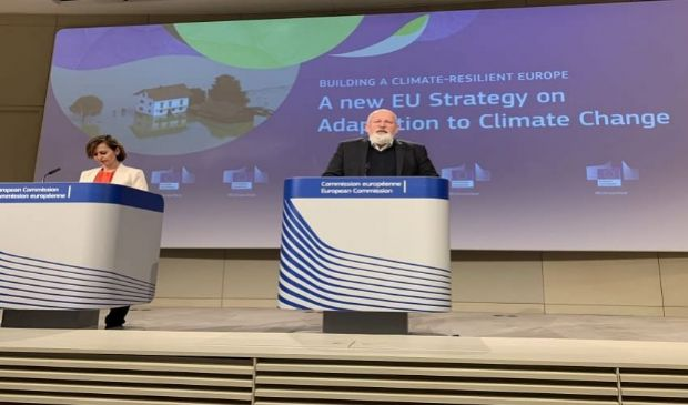 Ue, clima: Timmermans annuncia nuova strategia contro danni ambientali