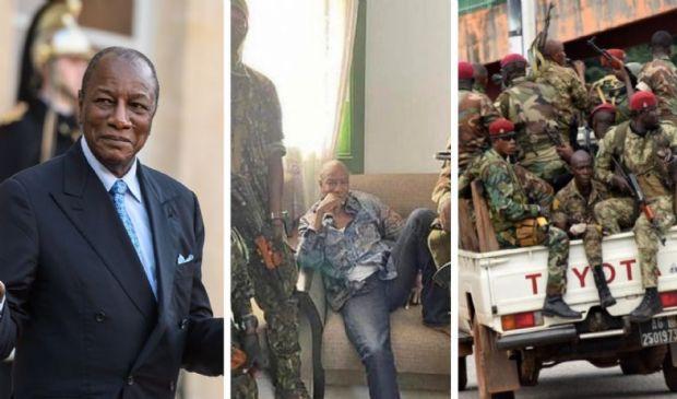 Colpo di Stato in Guinea, è caos a Conakry. Catturato presidente Condè