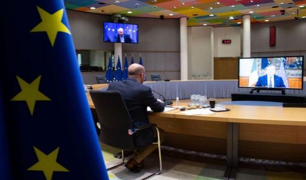 Draghi, agenda Ue oggi: cosa si discute al Consiglio europeo virtuale