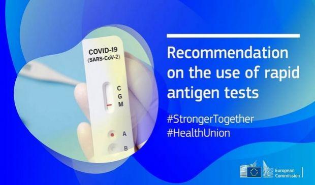 Comitato Sicurezza sanitaria Ue: i test rapidi validi per viaggiare