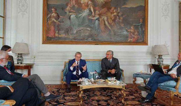 Della Vedova in Ue: da bilaterali Italia-estero a green pass e no-vax