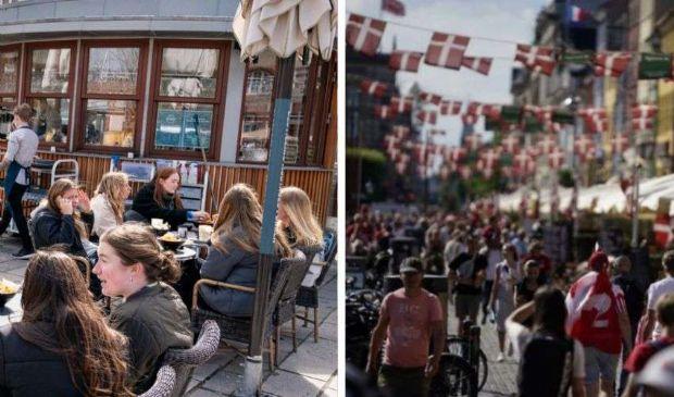 Green pass: stop a Copenhagen. In Belgio arriva il Covid Safe Ticket