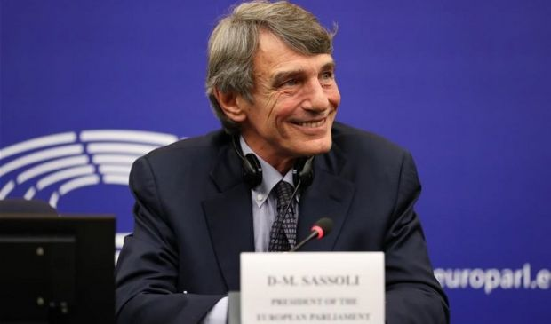 David Sassoli: intervento di apertura al Consiglio europeo