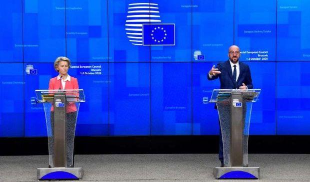 Consiglio europeo ultime notizie: Recovery Fund, Ankara, Minsk e Cina