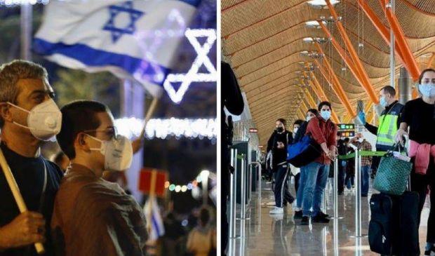 Mascherine e Green Pass: l'Europa apre, Israele chiude. Perché?