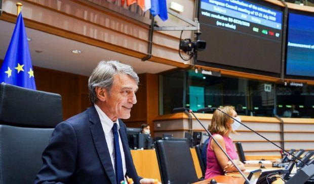 Il Parlamento europeo approva il Recovery Fund e c'è l'ok della Lega