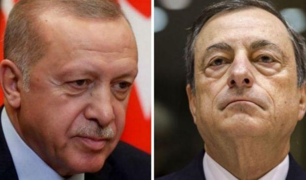G20 straordinario: Draghi-Erdogan, telefonata su Libia e Afghanistan
