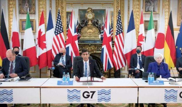 G7 Finanze: riforma fiscale corporate tax, verso un accordo ad ottobre