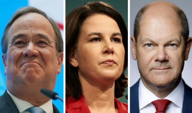 Germania, per il dopo Merkel: Armin Laschet, Scholz o Baerbock