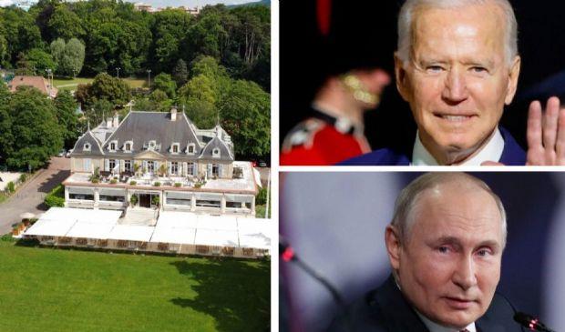 Il castello da sogno dell'incontro Biden-Putin: dov'è parco La Grange