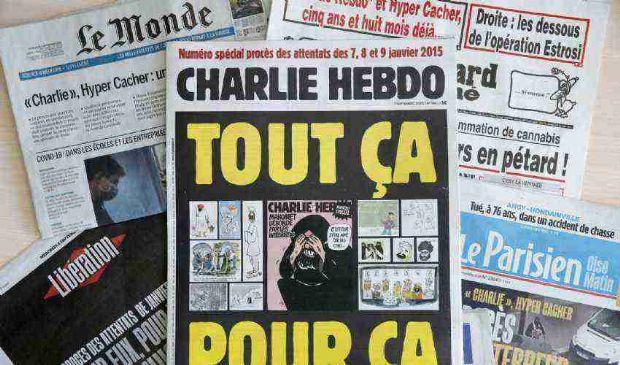 Strage a Charlie Hebdo, prime condanne: 30 anni alla vedova Coulibaly