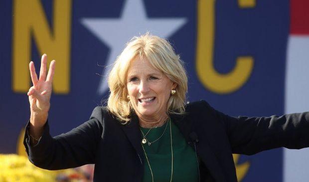 Jill Biden: chi è la nuova First Lady, figli e marito Joe, biografia
