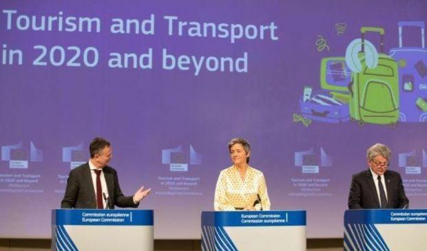 Coronavirus e Turismo: vademecum dell'Ue per vacanze 2020 in sicurezza