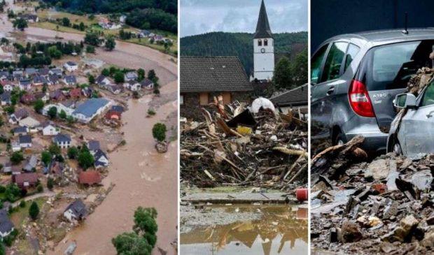 Alluvioni, Germania e Belgio in ginocchio: salgono vittime e dispersi
