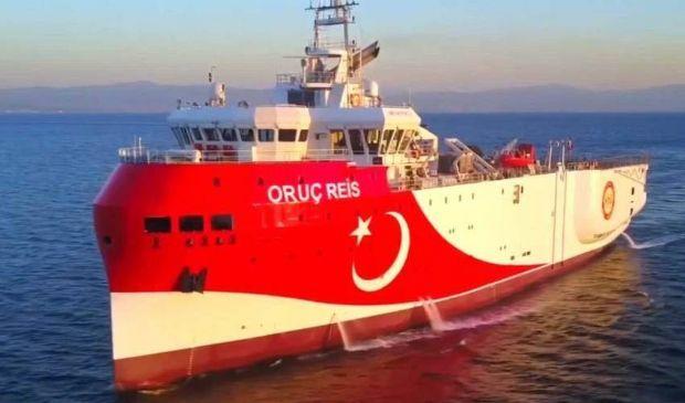 Polveriera del Mediterraneo orientale: nuova escalation Turchia-Grecia