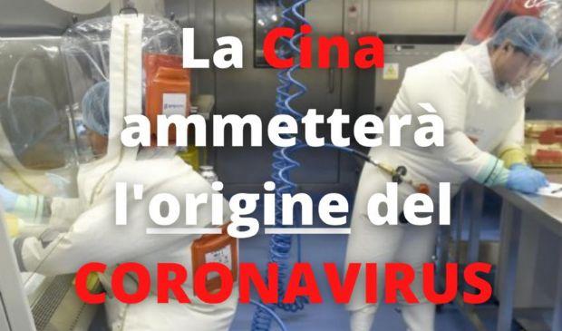 Coronavirus, Cina pronta ad ammettere la fuga dal laboratorio