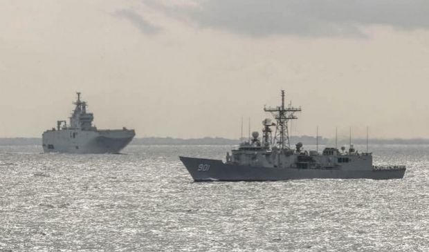 Guerra della Pesca, Isola di Jersey: navi francesi sfidano Royal Navy