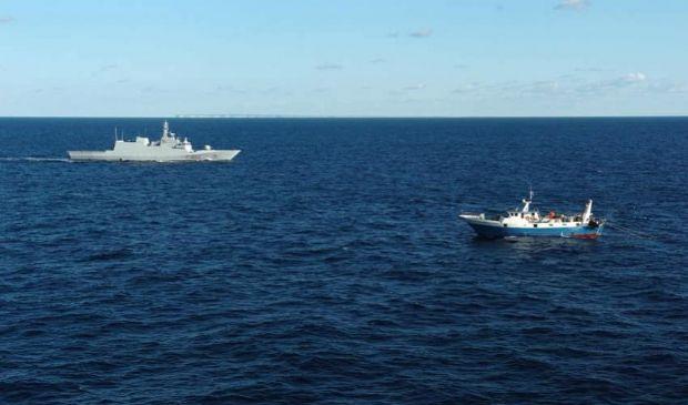 Libia: colpi di mitraglia a 2 pescherecci di Mazara del Vallo