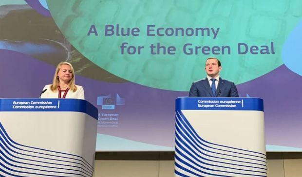 Blue Economy e obiettivi green: Ue propone piano per la transizione