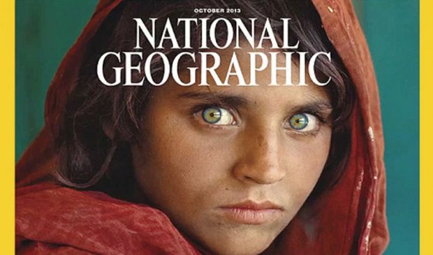 Sharbat Gula: chi è e dov'è la ragazza afgana foto di Steve McCurry