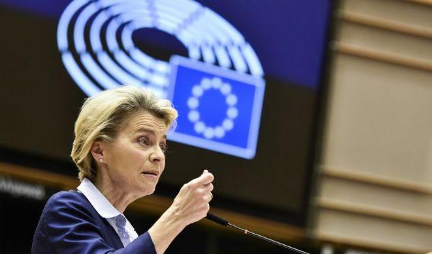 Von der Leyen, BioNTech-Pfizer: 4 mln di dosi in arrivo in Ue a marzo