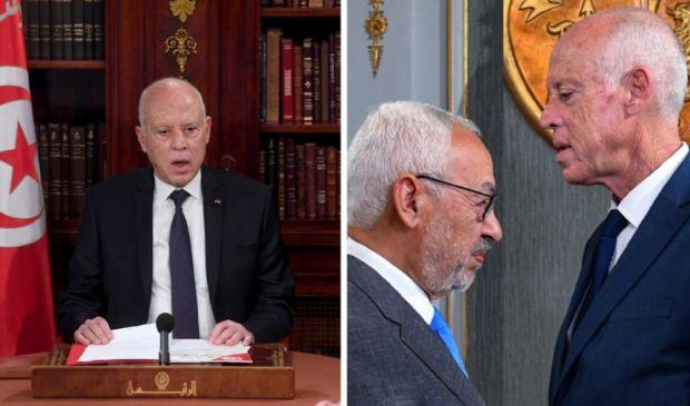 """Tunisia, Saied """"licenzia"""" governo e parlamento. """"Non voglio sangue"""""""