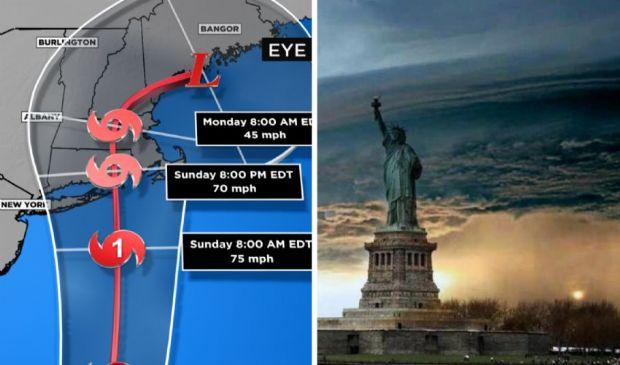 Uragano in arrivo a New York, Henri e Grace spaventano Usa e Messico