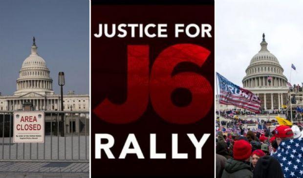 """Usa, si teme un nuovo assalto al Congresso. Domani il """"Justice for J6"""""""
