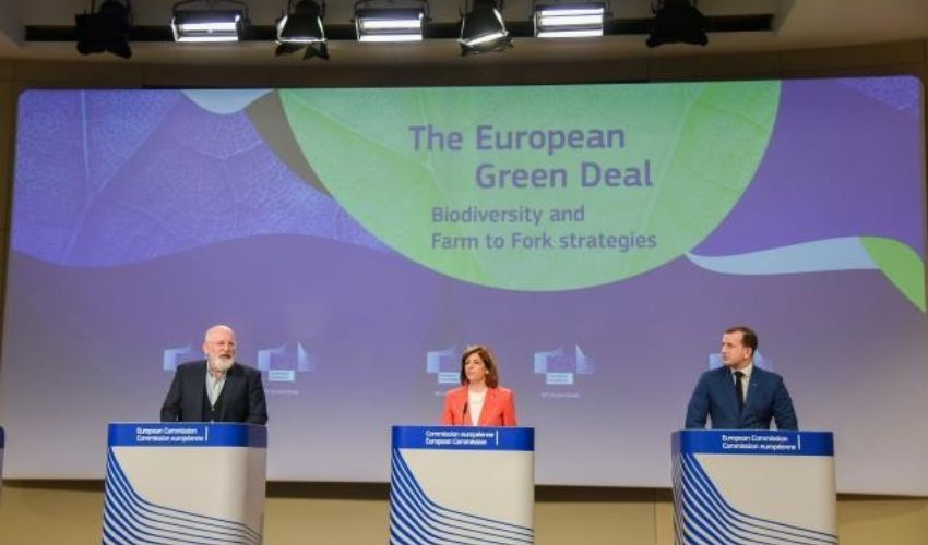 "Biodiversità e ""Farm to Fork"": l'Ue presenta 2 nuove strategie ""green"""
