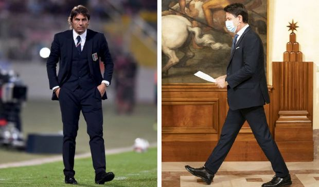 Giuseppe Conte perde i responsabili, Antonio Conte si perde il Milan