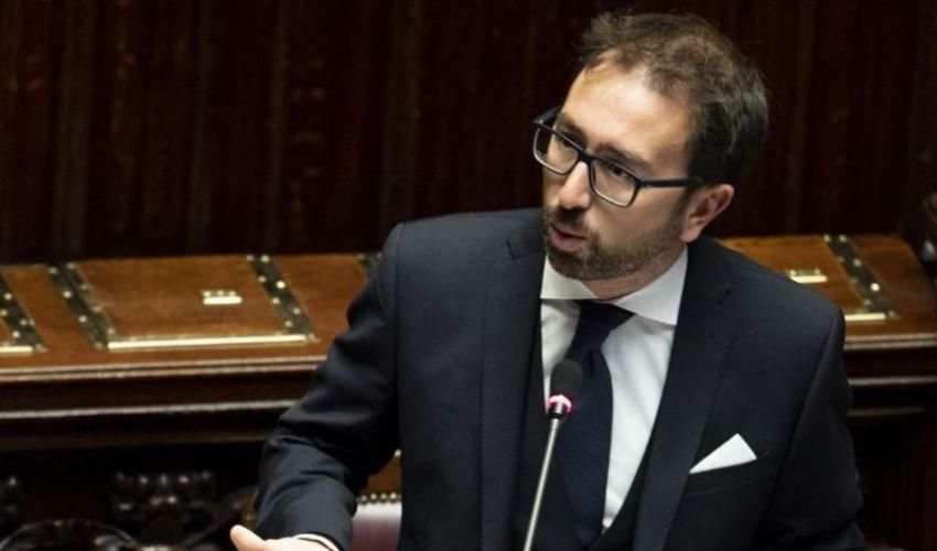 Alfonso Bonafede Eta Moglie Figli Biografia Ministro Della Giustizia